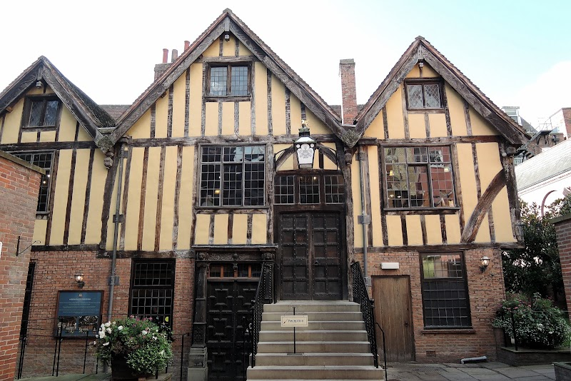 Foto von Merchant Adventurers' Hall