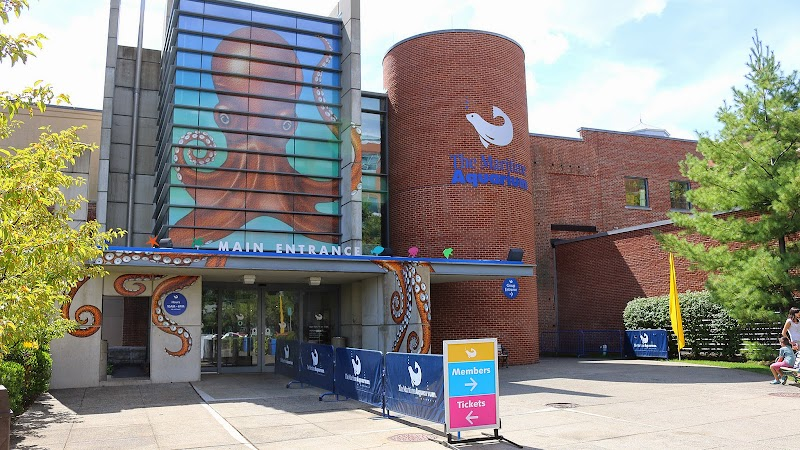 Foto von The Maritime Aquarium at Norwalk