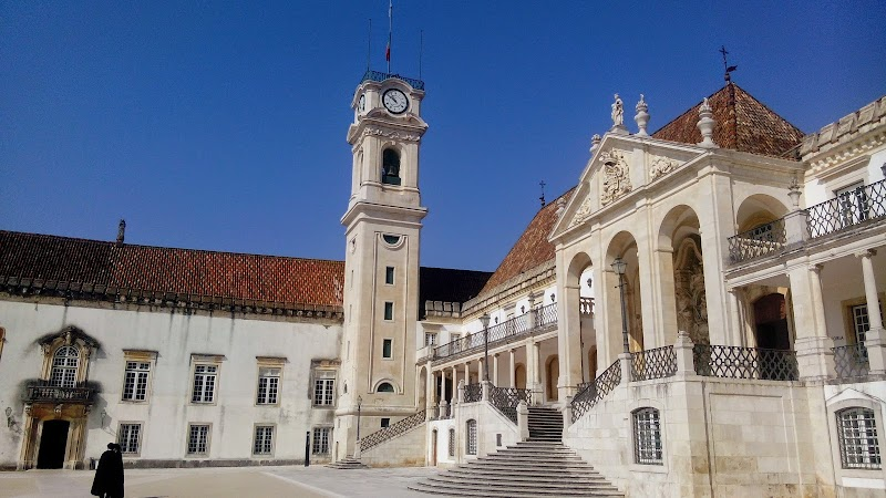 Foto von University of Coimbra